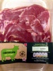 2 British lamb leg steaks - Product