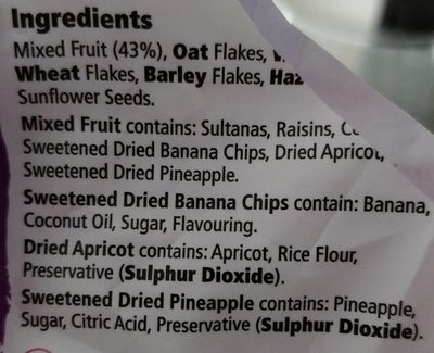 Sweetcorn - Ingredients - fr