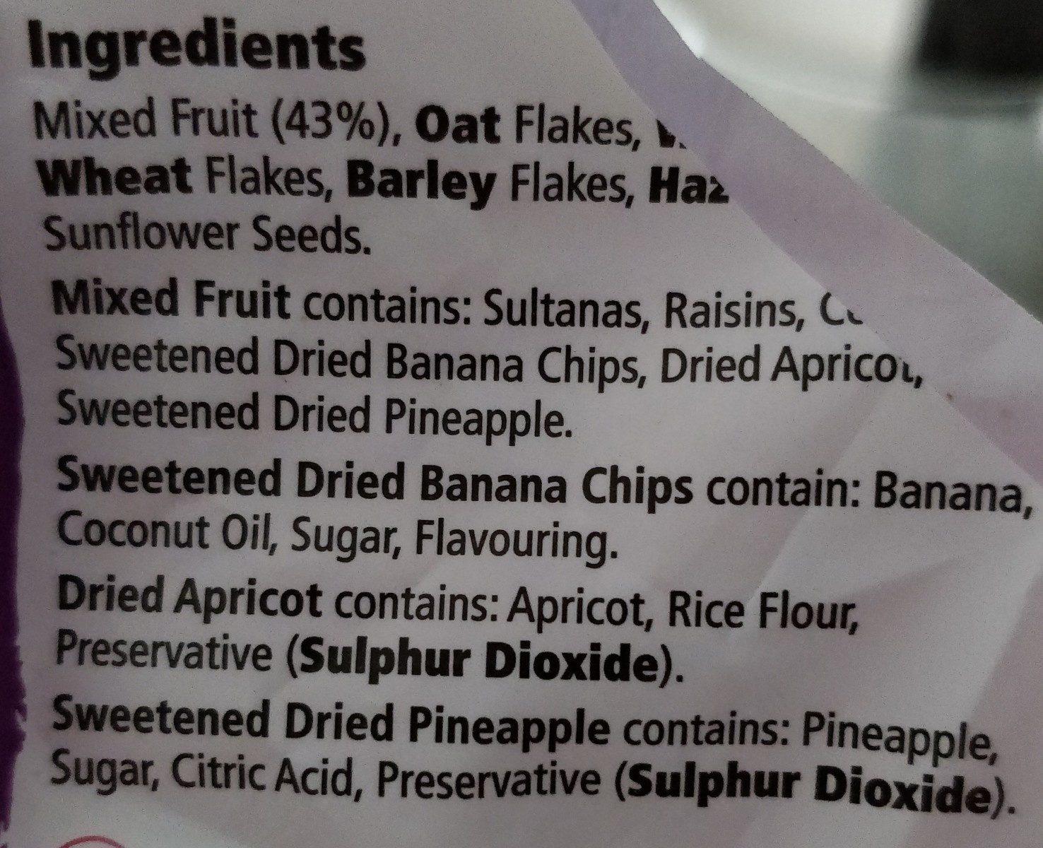 Sweetcorn - Ingredients - fr