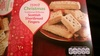Christmas Traditional All Butter Scottish Shortbread Fingers - Produit