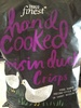 Hand Cooked Hoisin Duck Crisps - Product