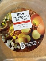 Spanish Potato And Onion Omelette - Product - en