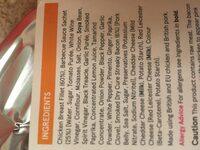 Hunters Chicken Breast Fillets - Ingrédients - en