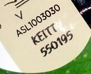 Green Mango - Ingredients