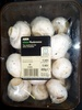 White Mushrooms - Produkt