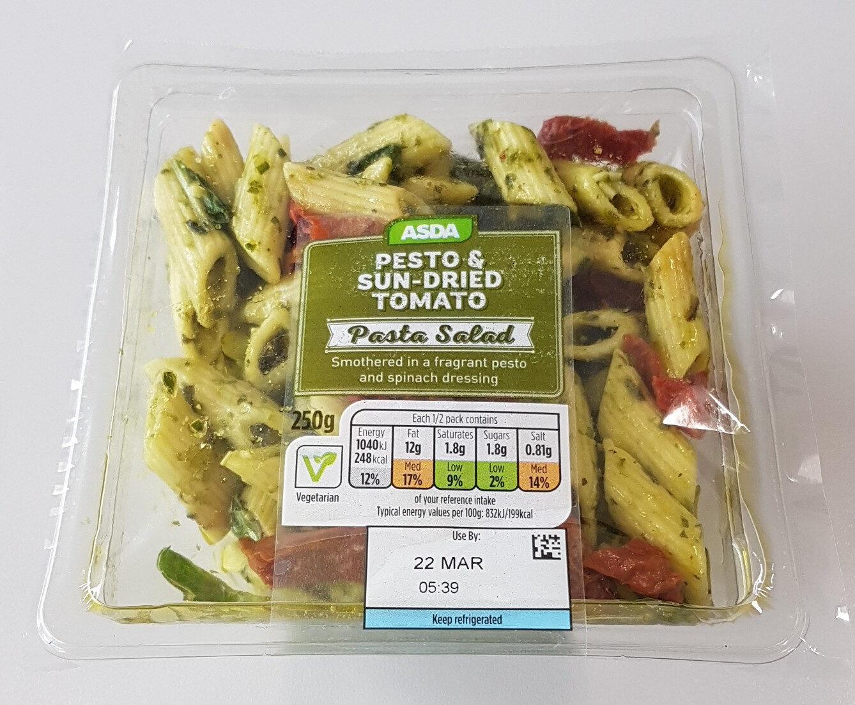 Pesto and Sun-dried Tomato Pasta Salad - Product - en