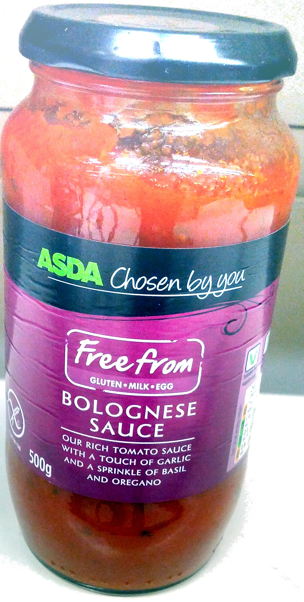 Bolognese Sauce - Product - en