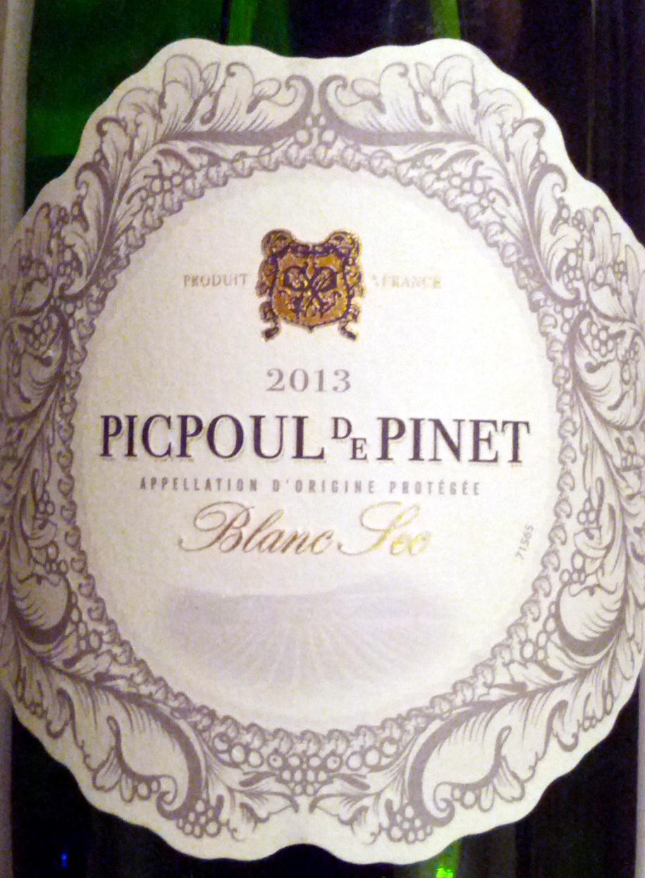 Picpoul de Pinet 2013 - Product - en