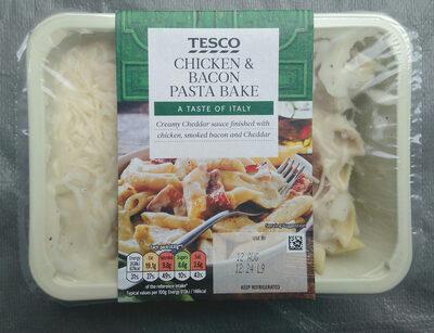 Chicken & bacon pasta bake - Product - en