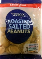 Roasted salted peanuts - Product