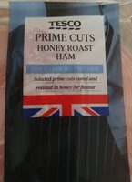 Tesco Prime Cuts Honey Roast Ham - Product - en