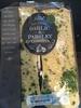 Garlic and Parsley Ciabatta - Product