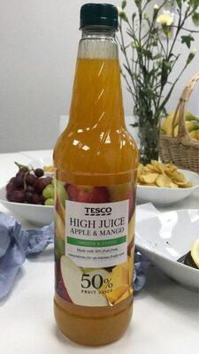 High juice apple mango - Produit - en