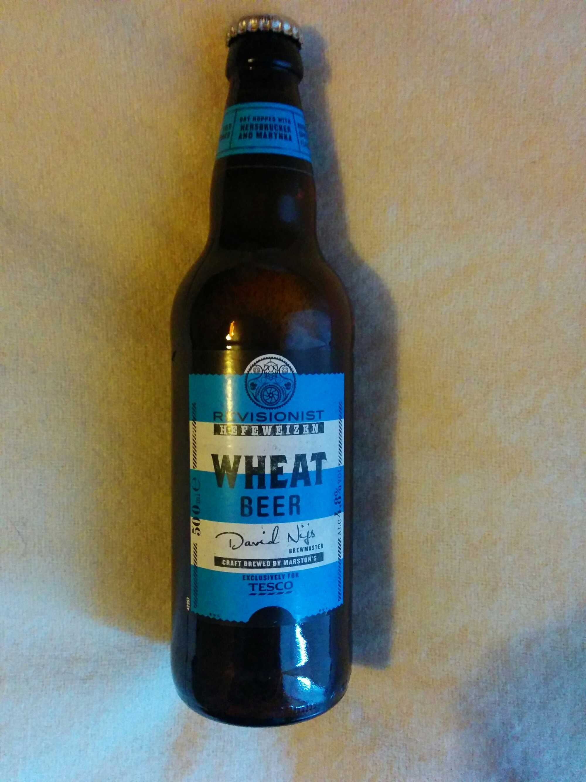 Wheat Beer - Product - en