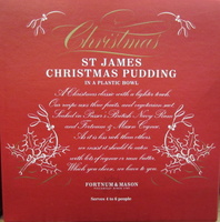 St James Christmas Pudding - Product - en