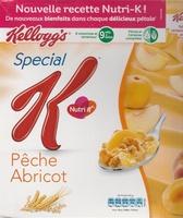Special K Pêche Abricot - Produit - fr