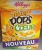 Miel Pops coeur à la noisette - Produit