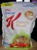 Spécial K- Crunchy Muesli airelles/graines de courge/amandes - Produit