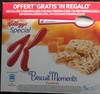 Biscuit moments Caramel - Produit