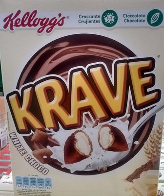 Krave White Choco 375 gr - Producto - fr