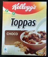 Toppas Choco - Produkt