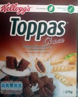 Toppas Choco - Produit
