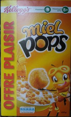 Miel pops - Producto