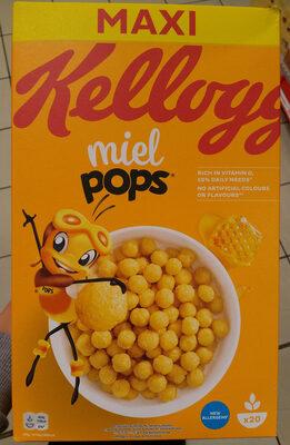 Miel pops - Product - fr
