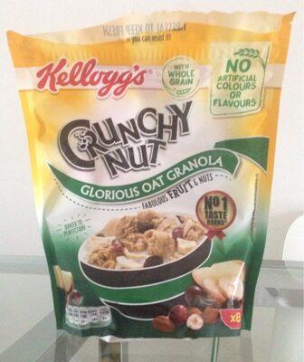 Crinchy Nut - Product - fr