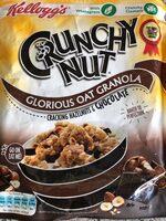 Kelloggs Crunchy Nut Oat Granola Fruit & Nut 380G - Product