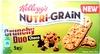 Nutri-Grain crunchy duo choco - Produit