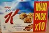 Barres croustillantes Chocolat au lait - Product