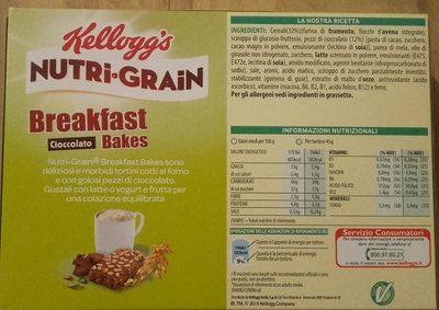 Breakfast Bakes Chocolate - Produit - fr