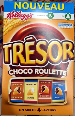 Trésor Choco Roulette - Produit - fr