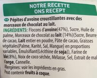 Céréales Kellogg's - Ingredients
