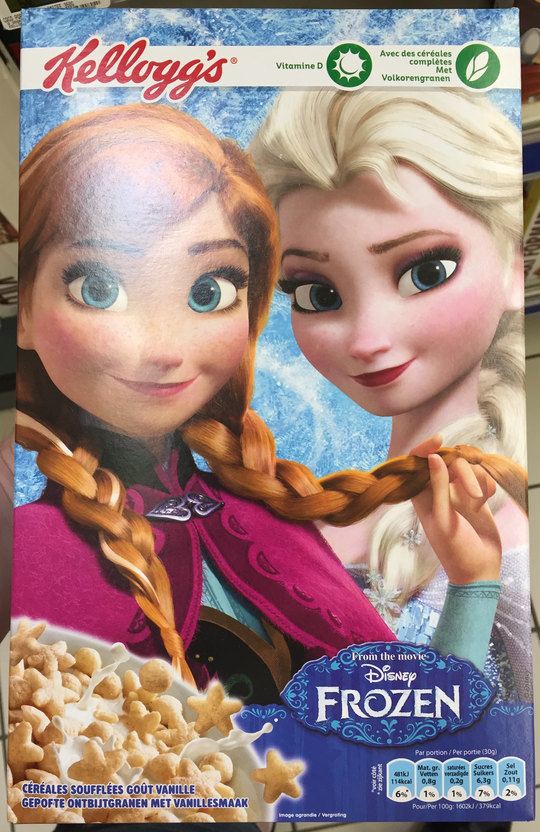 Disney Frozen - Product
