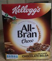 All-bran Choco - Producto