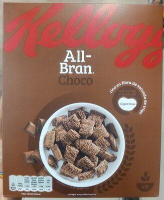 All-Bran Choco - Cereales con chocolate - Producto - es