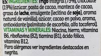 All-bran Choco - Ingredientes