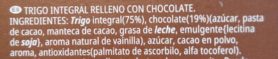 All-Bran Choco - Cereales con chocolate - Ingredientes - es