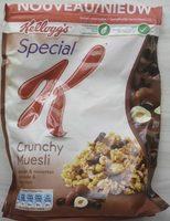 Crunchy Muesli - Prodotto - fr