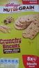 Nutri-grain Crunchy Biscuits - Produit