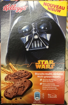 Star Wars Biscuits multi-céréales - Product - fr