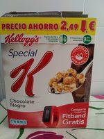 Special K chocolate negro - Produit