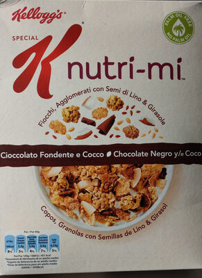 Cereales Special K Nutri-mi Chocolate 330 g - Product