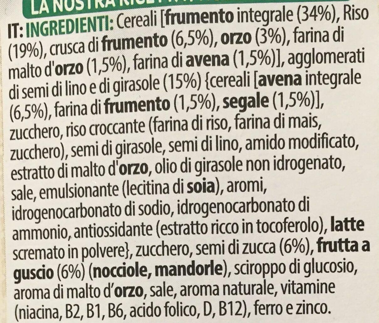 Special K nutri-mi - Ingredientes - it