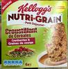 Nutri-Grain Croustillant de Céréales Cranberries & Graines de courge - Produit