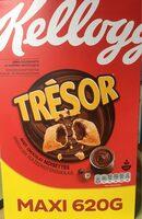 Trésor, gout chocolat noisette - Prodotto - fr