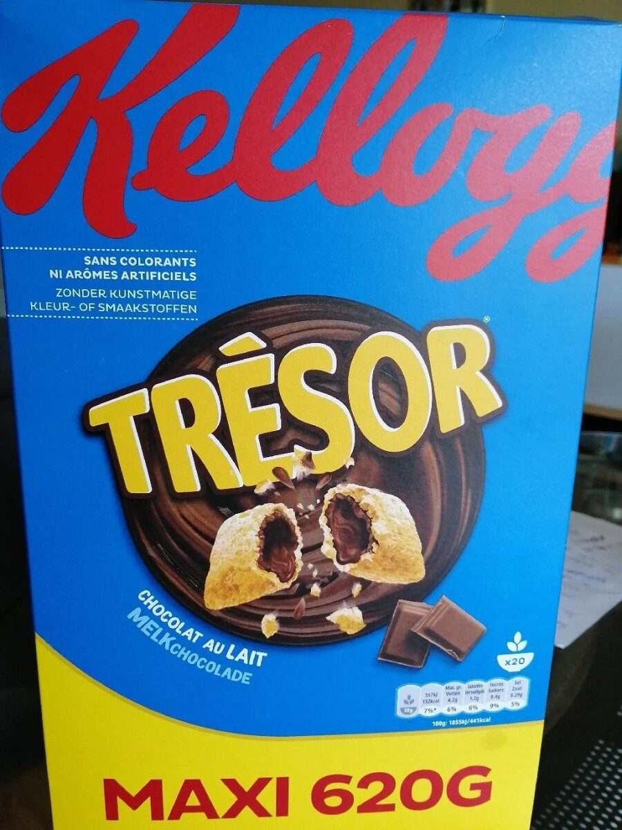 Trésor - Product - fr