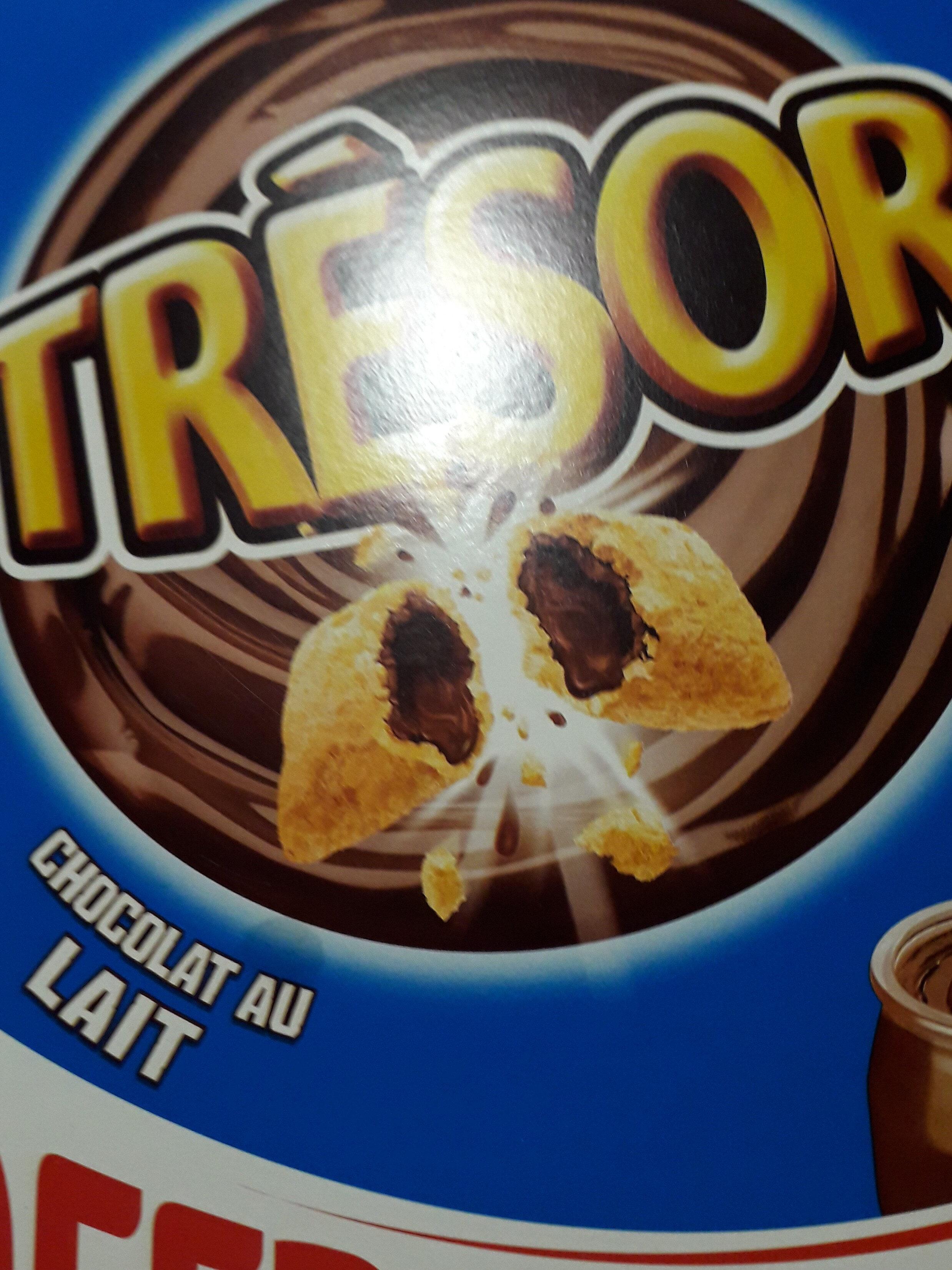 tresor - Produit - fr